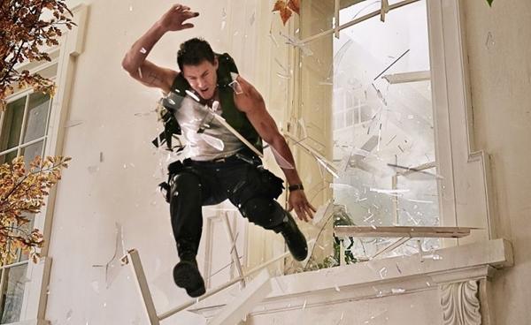 Channing Tatum vive um ex-militar que quer ingressar no serviço secreto americano (Sony Pictures Entertainment/Divulgação)