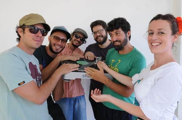 Coletivo Criolina se apresenta na festa (Carlos Moura/CB/D.A Press  )