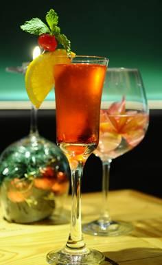 O aperol spritz pode ser um belo começo de comemoração  (Gilberto Alves/CB/D.A Press)
