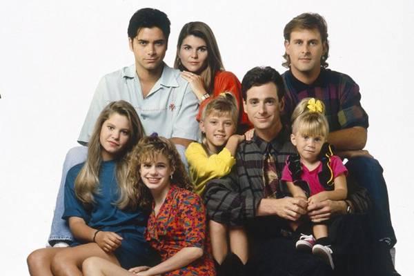 Elenco de Full house: família nada comum (ABC/Reprodução)