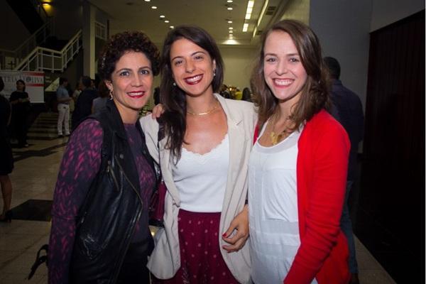 Anna Oliveira, Karen Duque e Julia Rocha (Romulo Juracy/Esp. CB/D.A Press)