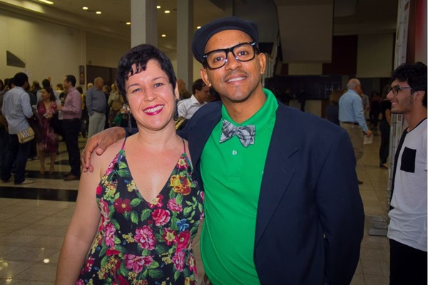 Simone Ávila e Carlos Gomes (Romulo Juracy/Esp. CB/D.A Press)