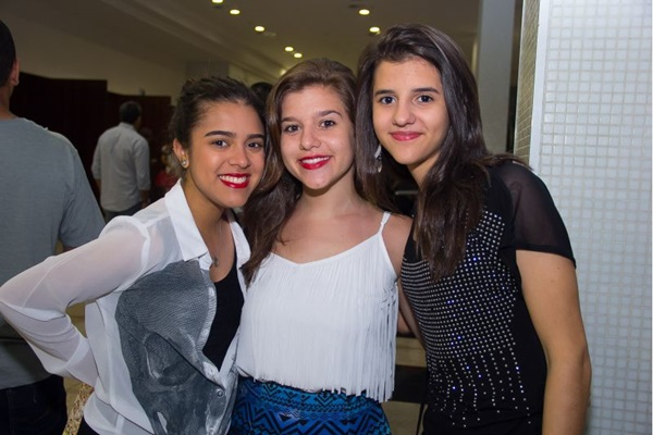 Miriam Coelho, Maria Luisa Liotto e Isabela Liotto (Romulo Juracy/Esp. CB/D.A Press)