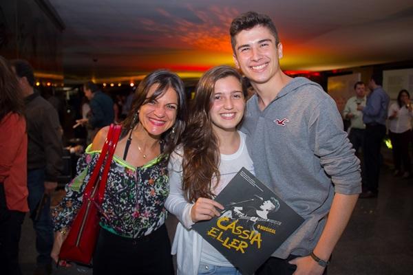 Denise Terra, Mariana Nunes, Daniel Melo (Romulo Juracy/Esp. CB/D.A Press)