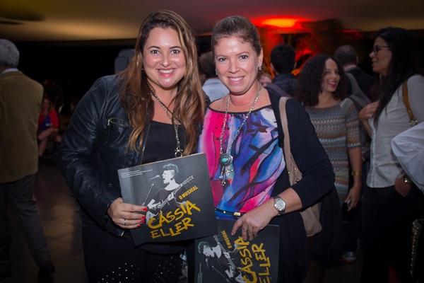 Rachel Bardawil e Ilka Oliveira (Romulo Juracy/Esp. CB/D.A Press)