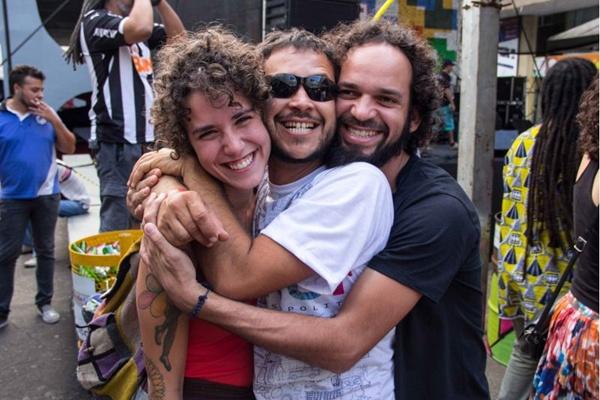 Marina Bazilio, Tiago Moria e Tiago Ferreira (Romulo Juracy/Esp. CB/D.A Press)