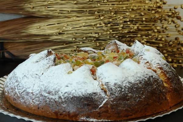 A tradição espanhola é presentear entes queridos com a rosca de reis  (Gilberto Alves/CB/D.A Press)