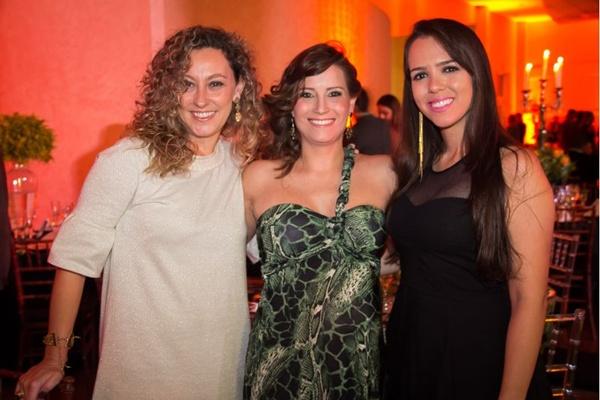 Adriana Moya, Valesca Lobo e Danielle Nunes (Rômulo Juracy/Esp CB/DA Press)