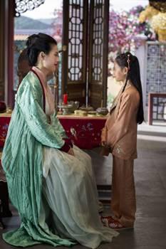 Os costumes asiáticos também estão presentes no seriado (Netflix/Divulgação)