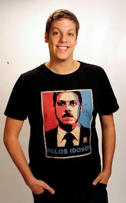 Humorista Fabio Porchat  (Globo/João Cotta)