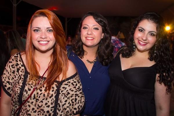 Alice Hott, Clarissa Izetti e Gabriela Emiliana (Romulo Juracy/Esp. CB/D.A Press)