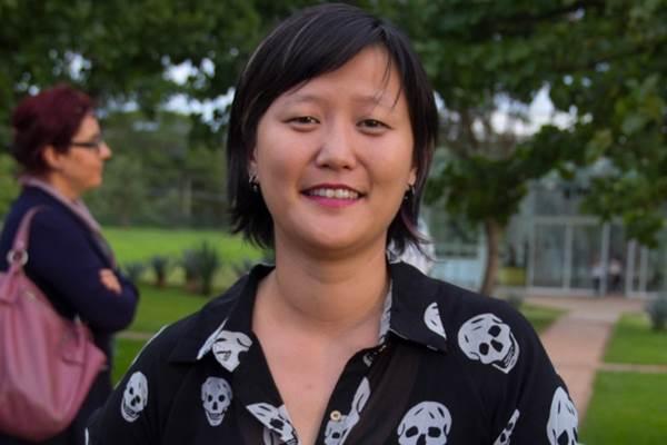 Jenny Choe (Rômulo Juracy/Esp.CB/D.A Press)