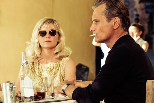 Kirsten Dunst e Viggo Mortensen  vivem um casal no filme de estreia de Hossein Amini  (Imagem Filmes/Divulgação)