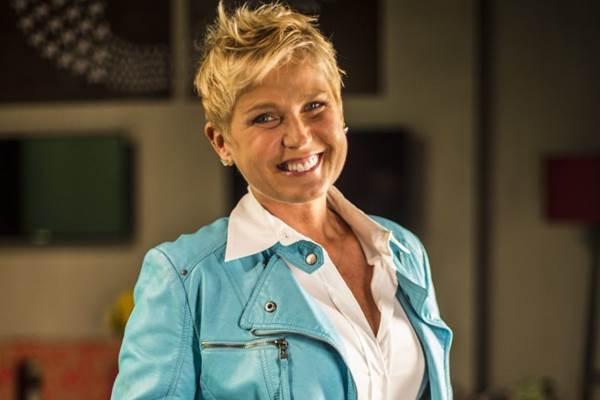 Xuxa começou na televisão em 1983, na TV Manchete (Aline Massuca/Divulgação)