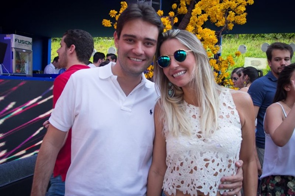 Renato Furtado e Fernanda Sete (Romulo Juracy/Esp. CB/D.A Press)