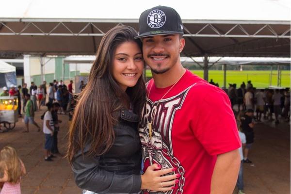 Camila Vieira e João Pedro Dias (Romulo Juracy/Esp. CB/D.A Press)