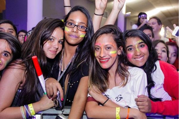 Carol Costa, Ianka de Paula, Lorena Augusta e Daniela Monteiro (Romulo Juracy/Esp. CB/D.A Press)