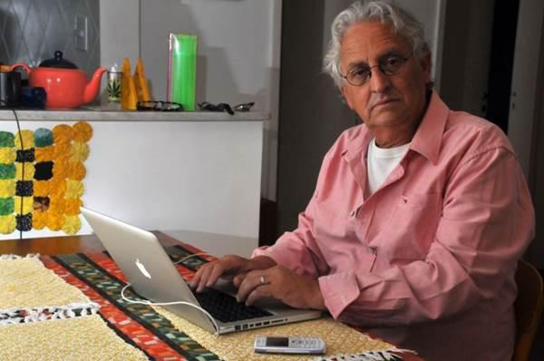 Diretor, autor e ator Alexandre Ribondi  (Antonio Cunha/Esp. CB/D.A Press)