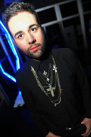 DJ Bruno Antun é uma das atrações da festa (Luis Xavier de França/Esp. CB/D.A Press)