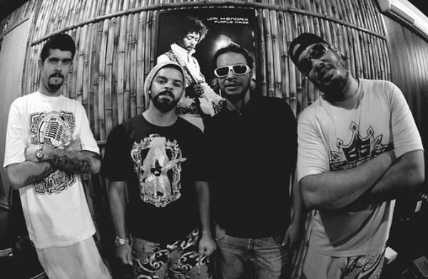 Grupo Batidão Sonoro (Rafael Vato/Divulgação)