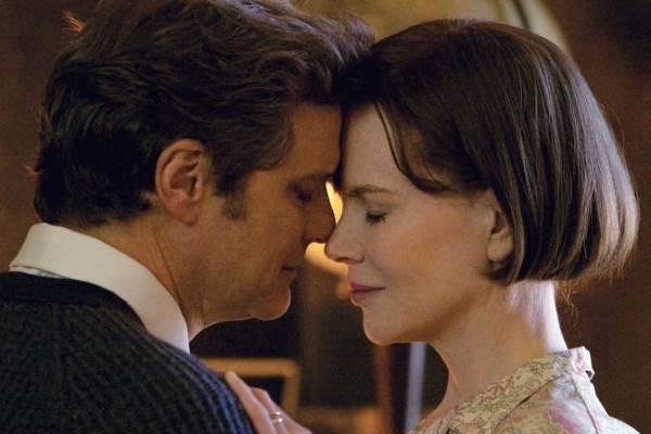 Colin Firth e Nicole Kidman fazem par romântico em Uma longa viagem ( California Filmes/Divulgação)