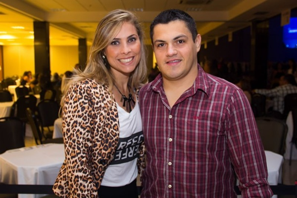 Adriana Costa e Ramiro Peixoto (Romulo Juracy/Esp. CB/D.A Press)