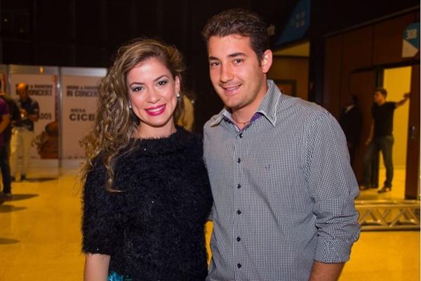 Eliana Antunes e Julio Antunes (Romulo Juracy/Esp. CB/D.A Press)