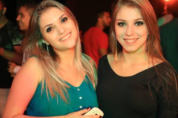 Livia Vieira e Bárbara (Vinícius Melo/Divulgação)
