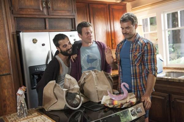 A segunda temporada de Looking traz conflitos diferentes para os personagens  (Richard Foreman/Divulgação)