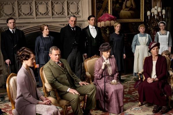 A série Downton Abbey chega à quinta temporada no GNT (GNT/Divulgação)