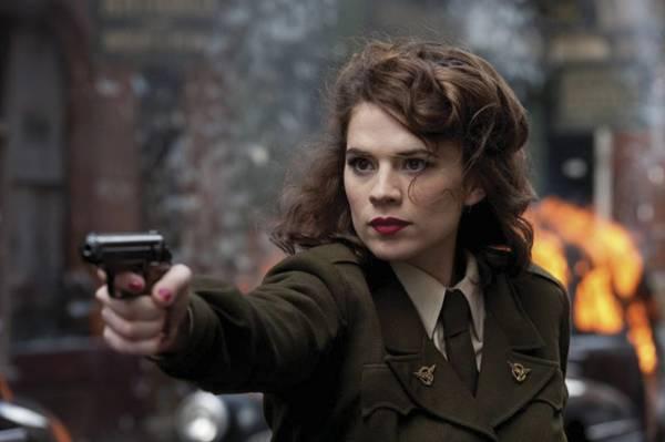 Agente Carter, personagem do filme Capitão América, ganha série própria  (Sony/Divulgação)