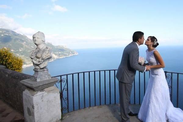 Novo reality do GNT acompanha casamentos em cenários paradisíacos  (GNT/Divulgação)