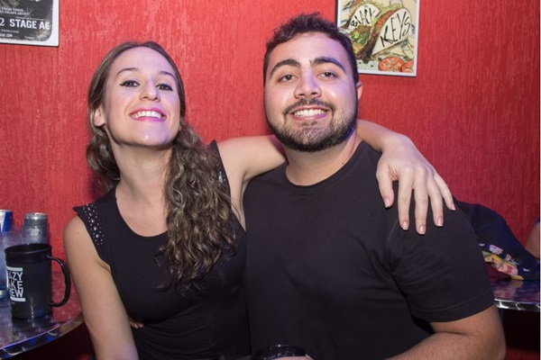 Ana Paula Araújo e Arthur Biage (Romulo Juracy/Esp. CB/D.A Press)