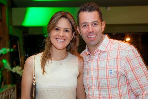 Giselle Dahdah e Mateus Dahdah (Vinícius Melo/Divulgação)