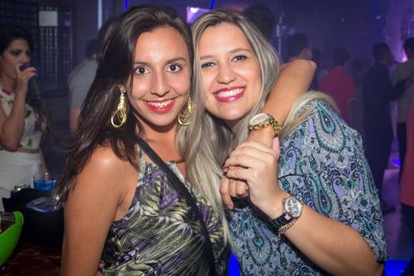 Alana Martins e Larissa Badu (Romulo Juracy/Esp. CB/D.A Press)