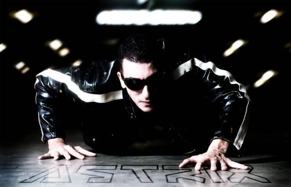 DJ e produtor Astrix (CarambolaRecords/Divulgação)