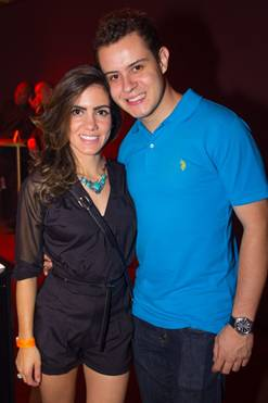 Ana Carolina Lima e Fernando Soares (Romulo Juracy/Esp. CB/D.A Press)