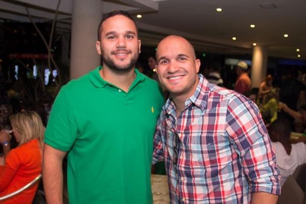 Bruno de Sousa e Pedro Oliveira (Romulo Juracy/Esp. CB/D.A Press)