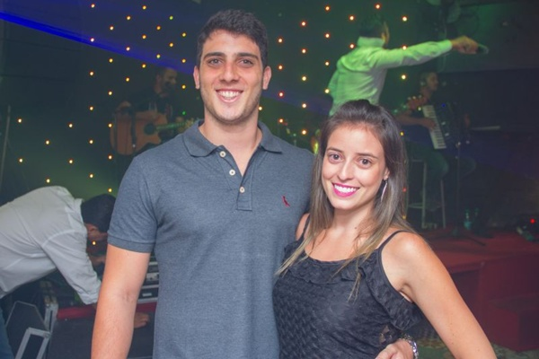 Felipe Campos e Fabiana Campos (Rômulo Juracy/Esp. CB/D.A Press)