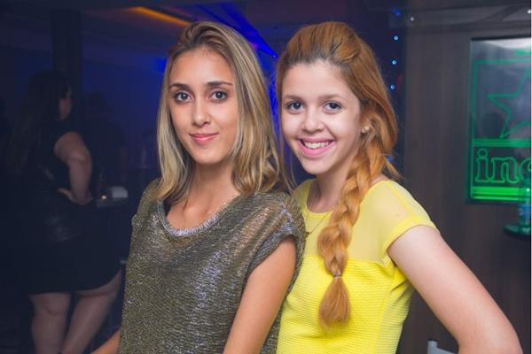 Marina Oliveira e Carol Rodrigues (Rômulo Juracy/Esp. CB/D.A Press)