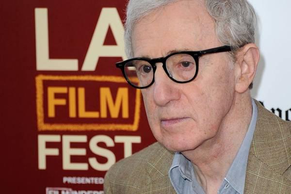 Diretor e produtor Woody Allen (AFP PHOTO /JOE KLAMAR/FILES )