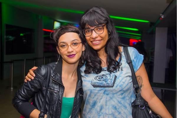 Lorrayne Colares e Beatriz Romão ( Romulo Juracy/Esp. CB/D.A Press)