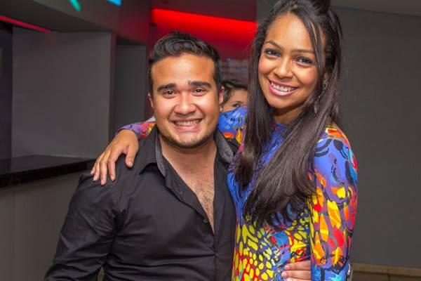 Rodrigo França e Quezia Alves ( Romulo Juracy/Esp. CB/D.A Press)