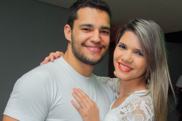 Adriel Andrade e Gleice Kelly ( Romulo Juracy/Esp. CB/D.A Press)
