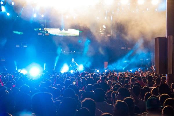 David Guetta se apresentou no Pavilhão do Parque da Cidade (Romulo Juracy/Esp. CB/D.A Press)