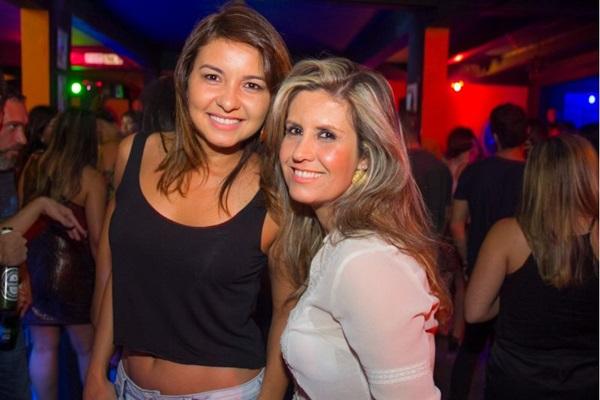 Leidiane Andrade e Fabiana Fernandes ( Romulo Juracy/Esp.CB/D.A Press)
