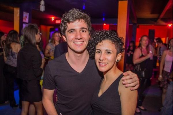 César Machado e Débora Mattoso ( Romulo Juracy/Esp.CB/D.A Press)
