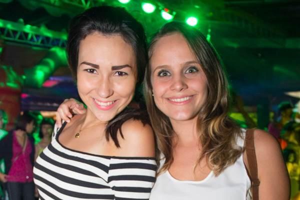 Isabella Bruna e Camila Pimentel (Romulo Juracy/Esp.CB/D.A Press)