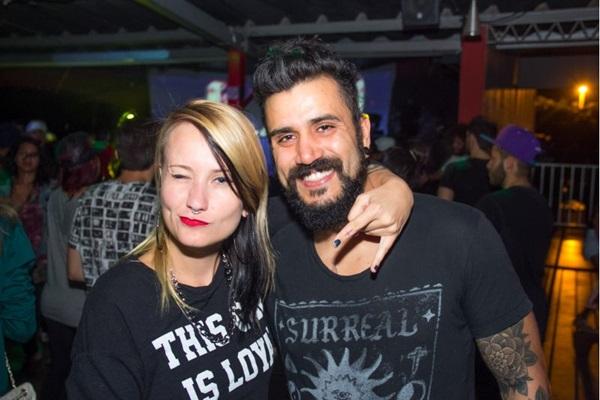 Mara Schiavon e Diego Xavier (Romulo Juracy/Esp.CB/D.A Press)