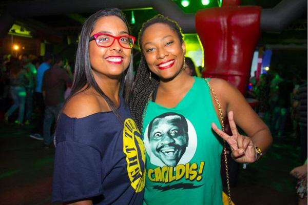 Elizabeth Mota e Danielle Souza (Romulo Juracy/Esp.CB/D.A Press)